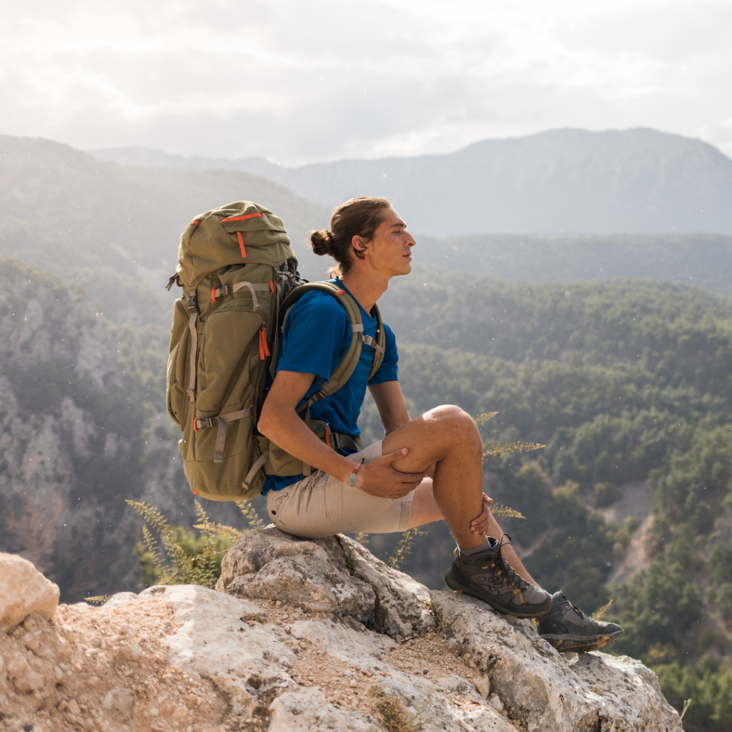 Solo Travel Trekking