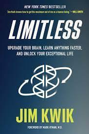 The Limitless - Jim Kwik Book