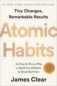 Atomi Habits Book