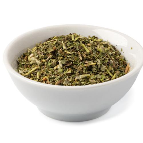 Herb Seasonings in a bowl