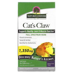 Cat's Claw Capsules Philippines