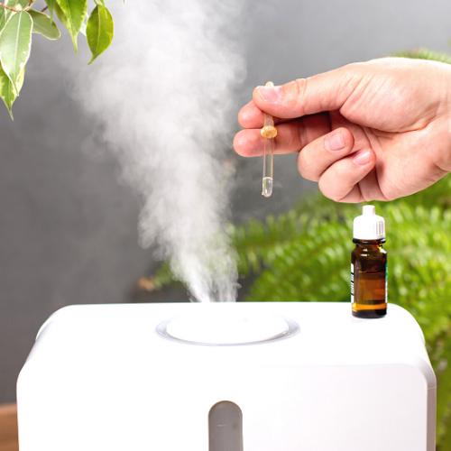 Aroma Diffuser Essential Oil Drops Clean Air