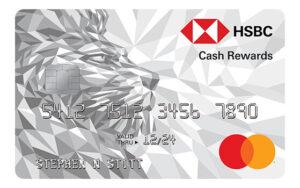 HSBC Cash Rewards Credit Card